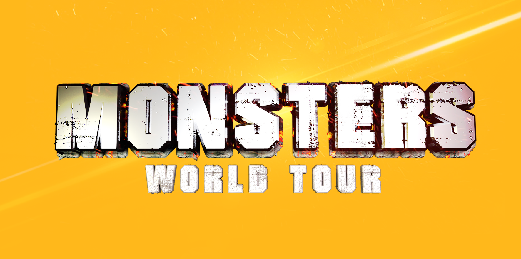 MONSTERS WORLD TOUR